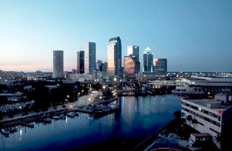 In Tampa Bay Florida